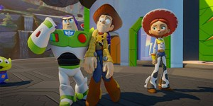 Disney Infinity Toy Story Characters