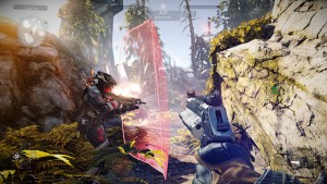 Killzone Shadow Fall Visuals