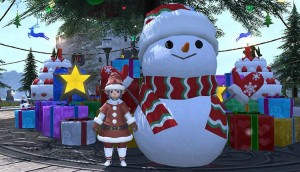 FFXIV Christmas