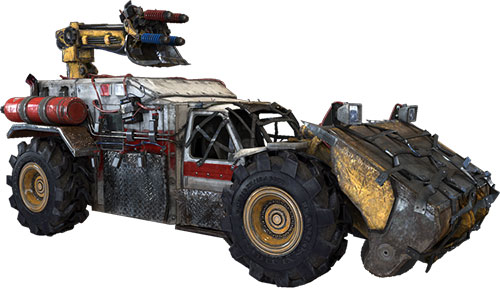 Dead Rising 3 Vehicles