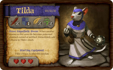 Tilda from Mice and Mystics
