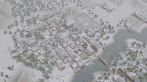 Banished Snowstorm