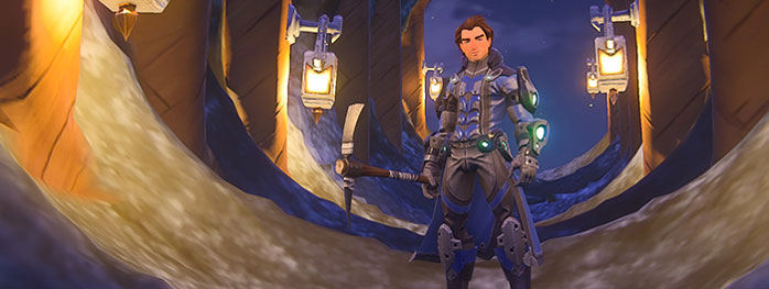 EverQuest Next Landmark Initial Impressions - Keen and Graev's Video