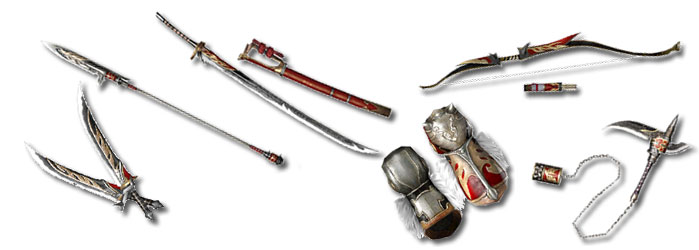 toukiden-weapons