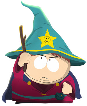 South Park Just Like Lord Of The Rings