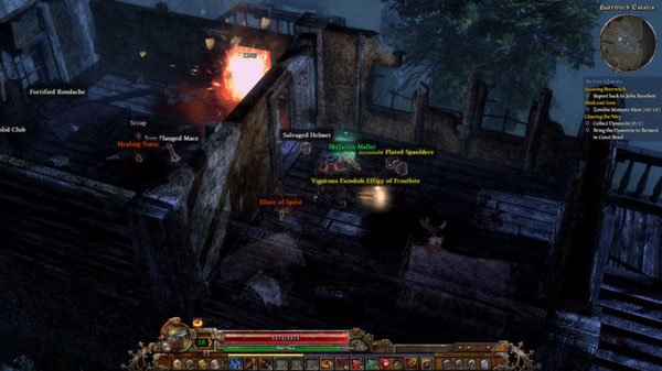 Grim Dawn - Keen and Graev's Video Game Blog
