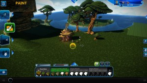 Project Spark Create Mode
