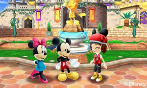 Meet Mickey Mouse and all sorts of wonderful characters