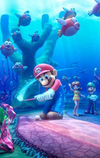 mario-golf-under-water