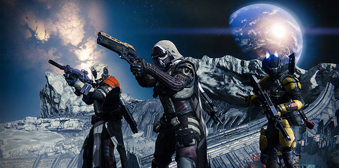 Destiny is not a MMO