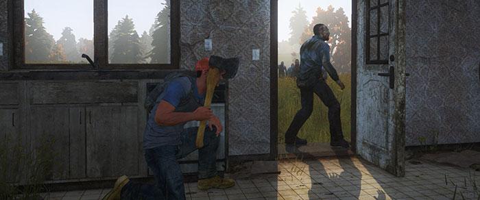 h1z1 zombie survival