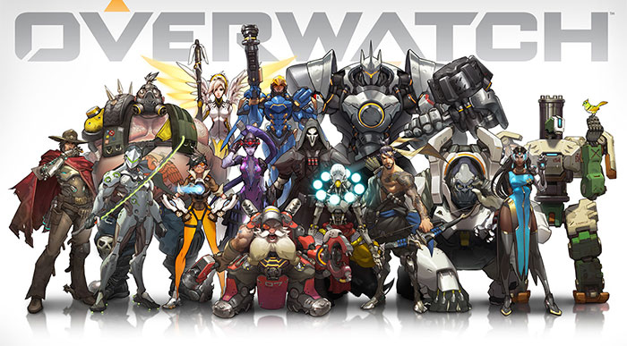 Overwatch New Blizzard IP