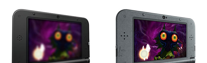 New Nintendo 3DS Eye Tracking