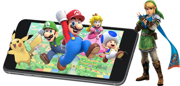 nintendo-smart-device-games