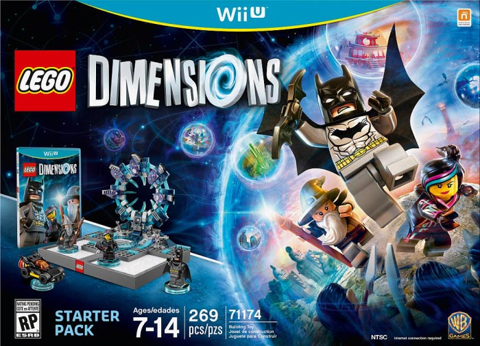 LEGO Dimensions Starter Kit