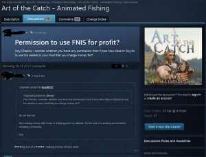 Art of the Catch taken down for using someone else's work for profit.