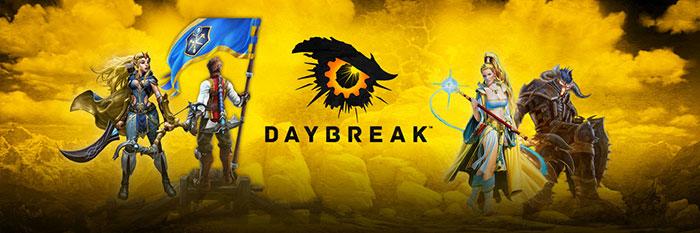 Daybreak Games Company Logo