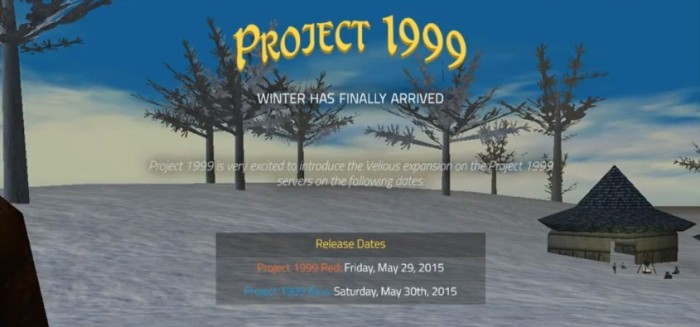 Project 1999 Velious Announcement - Keen and Graev's Video