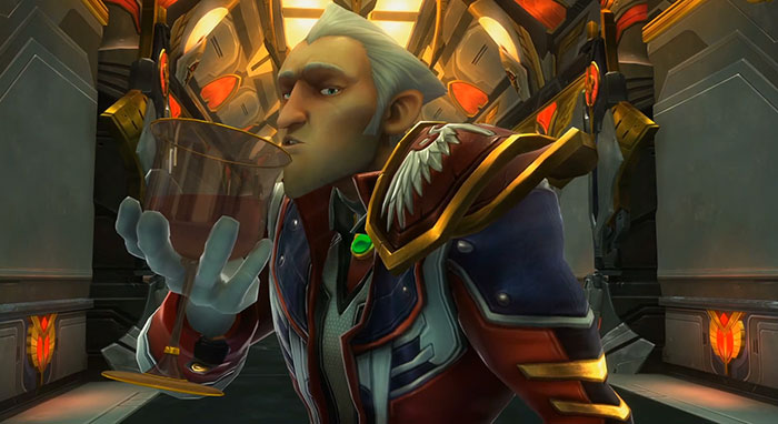 Sitting back and watching WildStar's future unfold