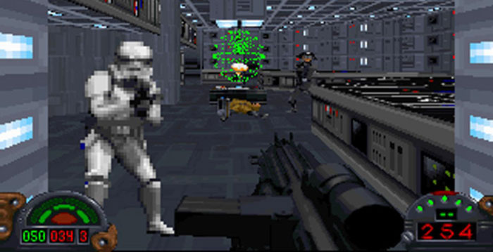 Dark Forces Game