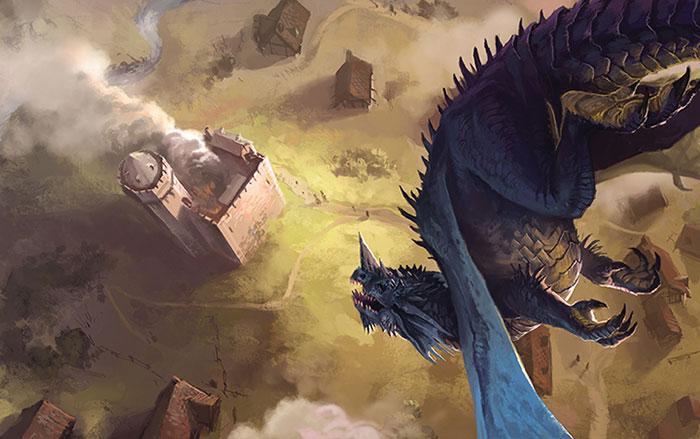 greenest-dragon-attack
