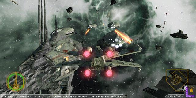 Rogue Squadron 2 Rogue Leader