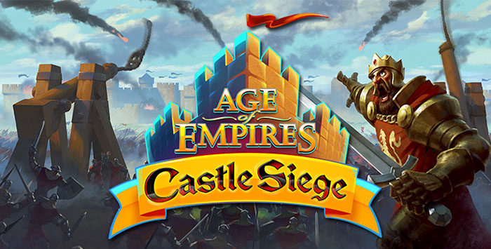Age of Empires Castle Siege Review