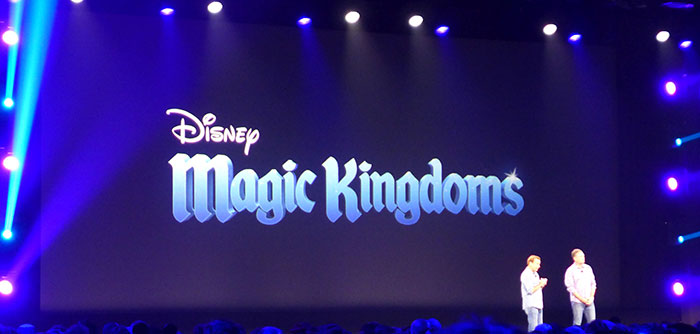 Disney Magic Kingdoms App Game