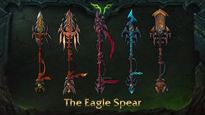 The Eagle Spear