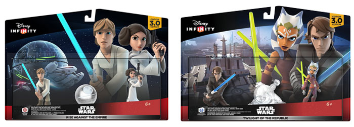 Disney Infinity 3.0 Play Sets
