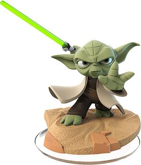 Disney Infinity Yoda