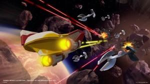 TotR Space Combat