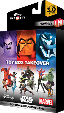 Take Box Takeover