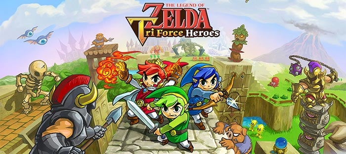 TriForce Heroes Review