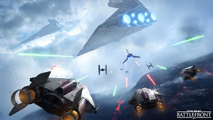 battlefront ship battles