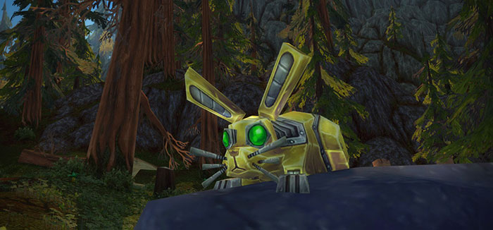 Mechanics Hunter Pets in WoW