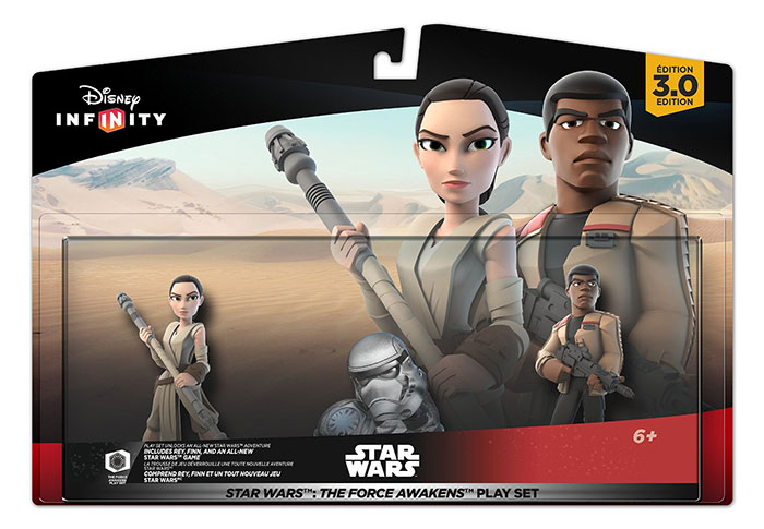 Disney Infinity 3.0: The Force Awakens Play Set