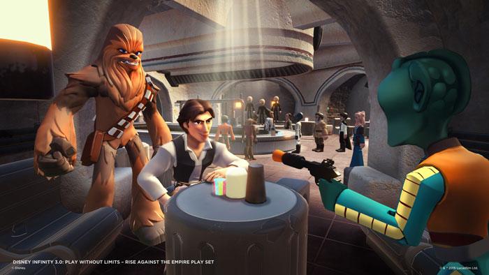 Rise Against the Empire Tatooine