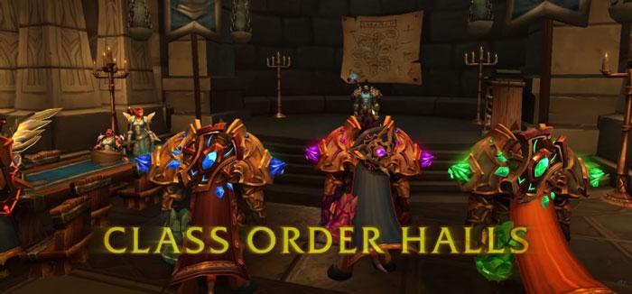 WoW HandyNotes – Legion Class Order Halls addon bfa ... |Class Order Halls Map