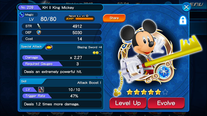 KHUX Mickey Synthesis