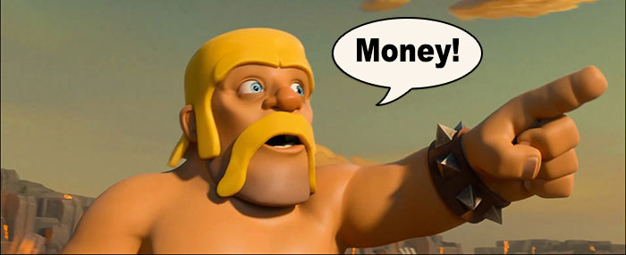 SuperCell Bought By Chinese Holding Company