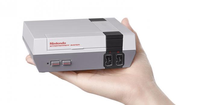 New Mini-NES Classic Edition