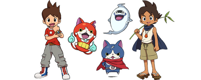 Yo-kai Watch 2 release date
