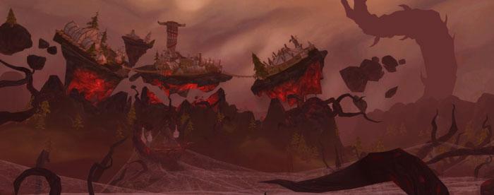 Emerald Nightmare Legion Raid