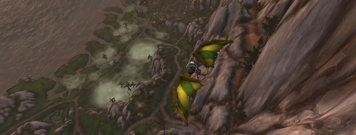 Goblin Glider Kit in Legion