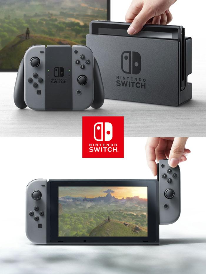 Nintendo's New Console: Nintendo Switch