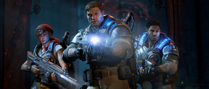 Gears of War Campaign Review