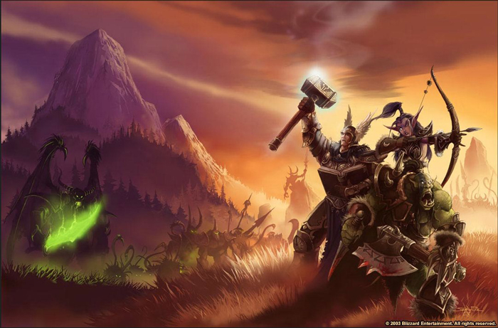 Warcraft RPG