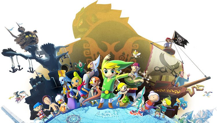 Zelda WindWaker HD