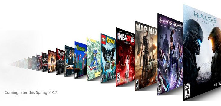 Xbox Introduces Game Pass Monthly Subscription